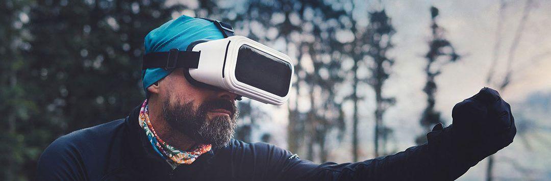 Sportlich sein in der virtuellen Realität