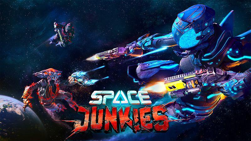 Space Junkies VR 7th Space Düsseldorf