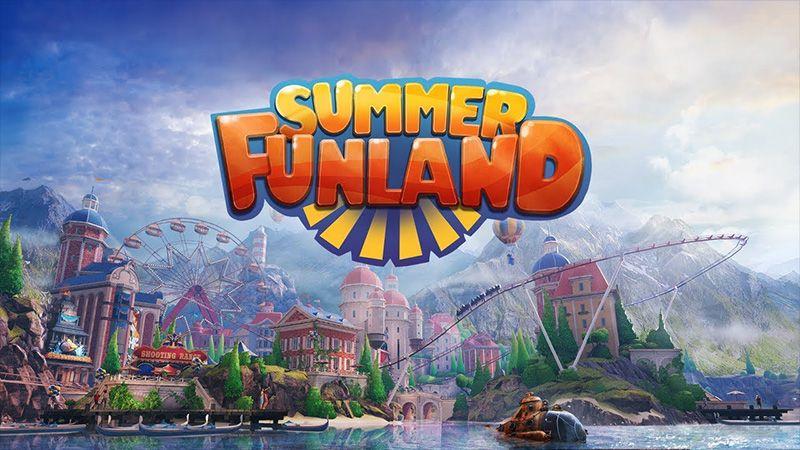 summer funland Düsseldorf