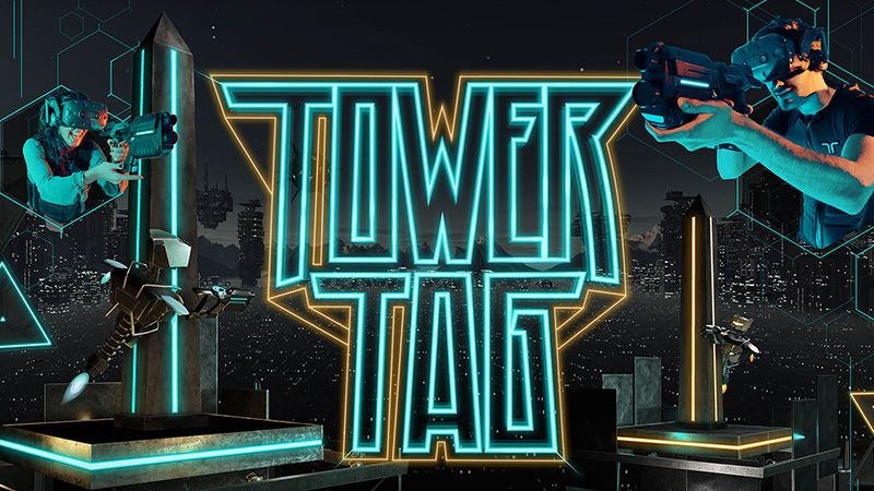 tower tag Teambuilding
