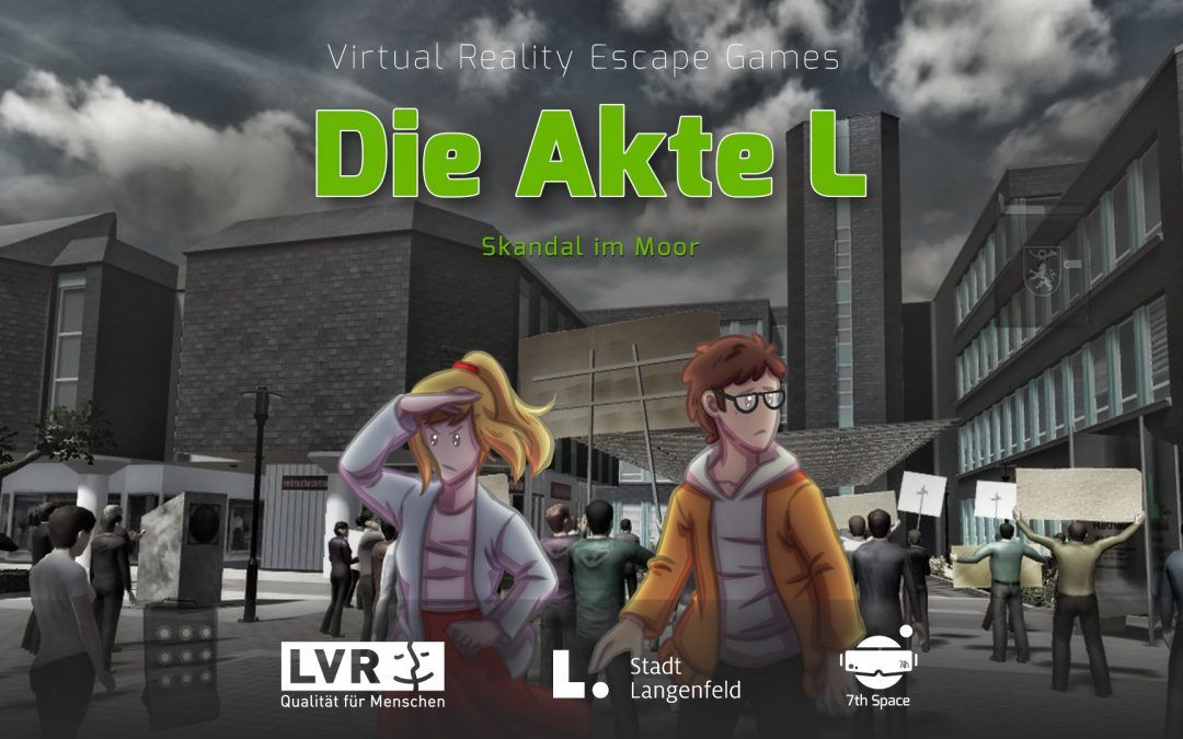 Die Akte L – Ein Umweltthriller Escape Game in VR