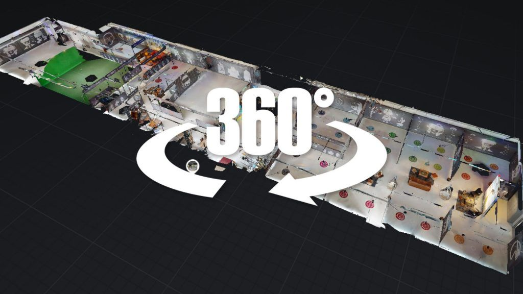Icon Thumb 7th Space Oberhausen Matterport 360 Oberhausen