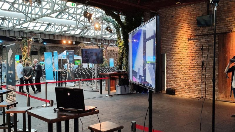 7th Space Firmenevents Partys & Events Oberhausen
