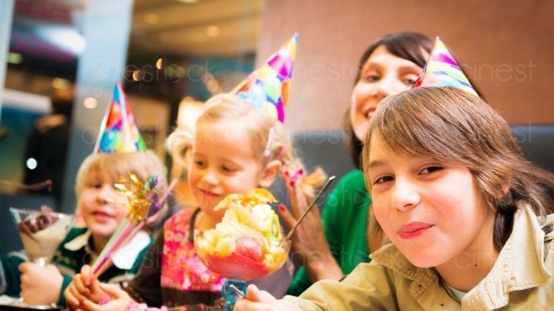 7th Space Kindergeburtstage Partys & Events Oberhausen